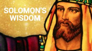 Solomon's Wisdom