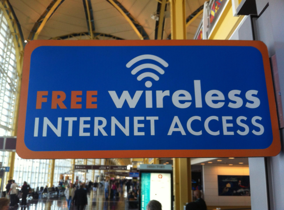 Quick Tips: Connected to Public Wifi but Still Can't Get Internet? Here's a simple solution!
