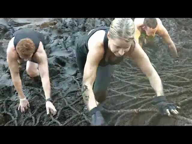 #1 Way NOT Get STUCK at Tough Mudder and other mud races