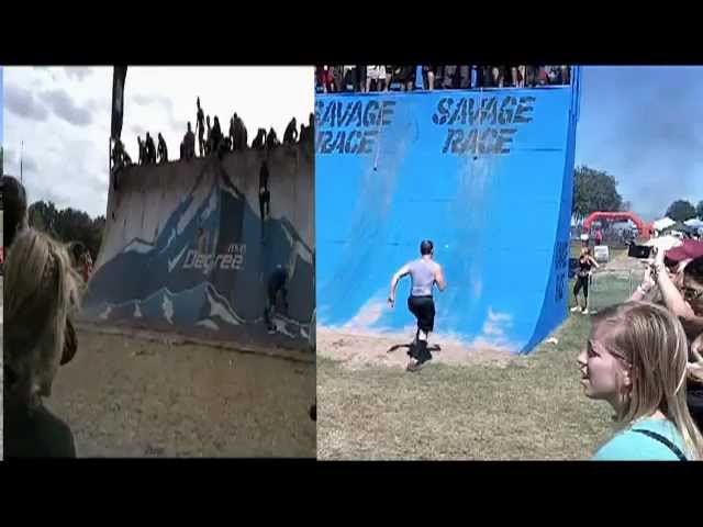 3 Tips to beat Everest at Tough Mudder and other half-pipe mud obstacles