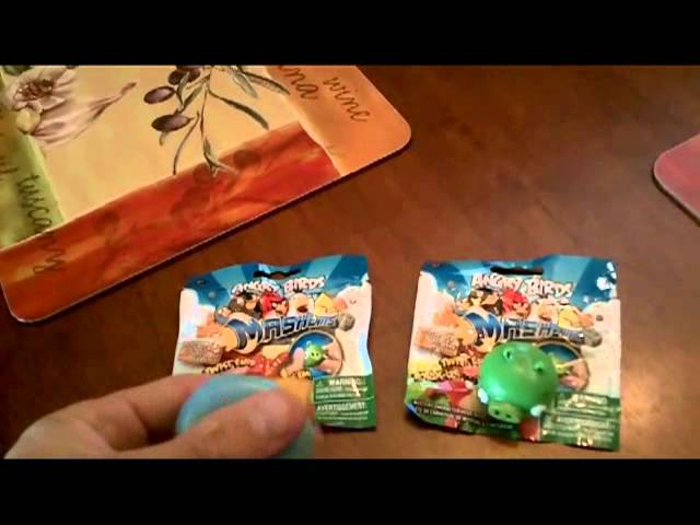 Angry Birds Mashems – Review