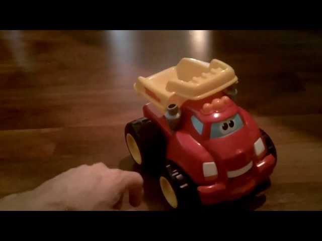 Chuck My Talking Truck PLAYSKOOL Version Review