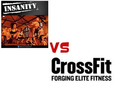 CrossFit vs Insanity – Which is Right for YOU?