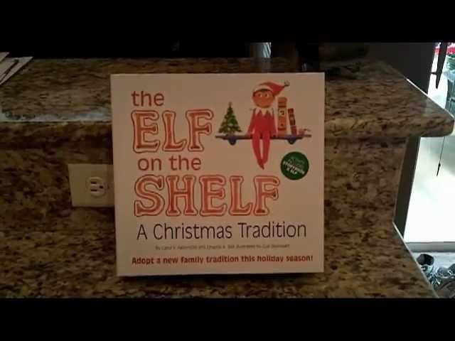 Elf on The Shelf – Parent's Review – with FUNNY Ending!
