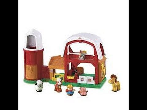 Fisher Price Little People Animal Sounds Farm – PRODUCT REVIEW