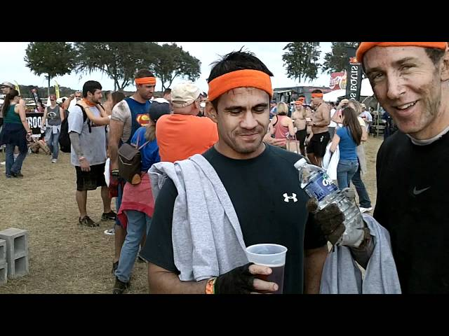 Funny Tough Mudder Interview – Mexico Rules