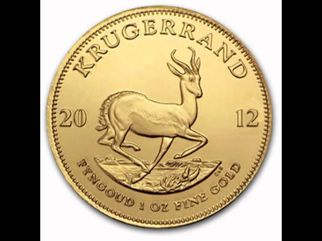 Gold – What is a Krugerrand? Why Buy Krugerrands?