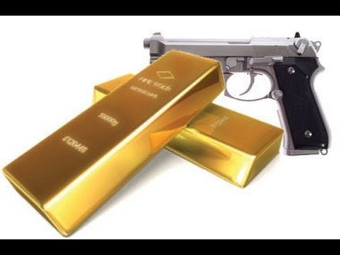Guns and Gold – Doomsday Preppers NRA