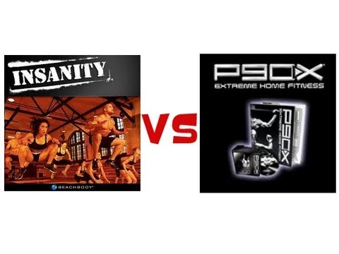 Insanity vs P90X – What's the Difference? Which is Best?
