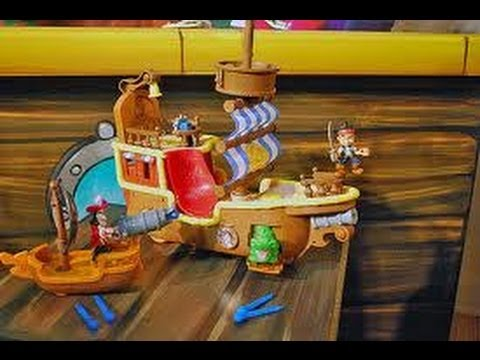Jake and the Neverland Pirates Fisher Price Toys – What's Available?