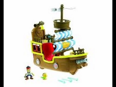 Jake and The Neverland Pirates Ship Bucky – Review