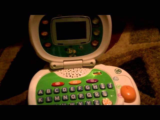 Leapfrog My Own Leaptop Toddler Computer Review