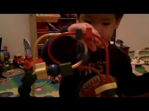 Melissa and Doug My First Bead Maze Product Review