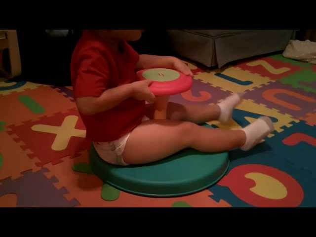 Playskool Sit -n- Spin (Sit and Spin) – PRODUCT REVIEW