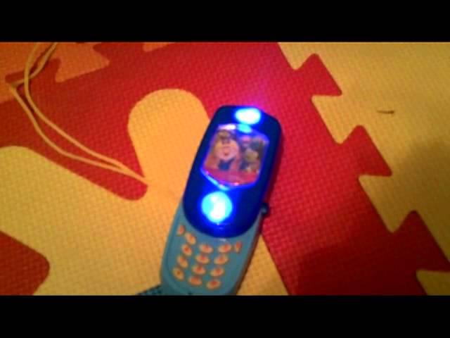 Pororo's Cell Phone (Pororo The Little Penguin)