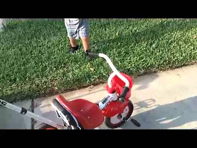 Schwinn Tricycle Review (Easy Steer Trike)