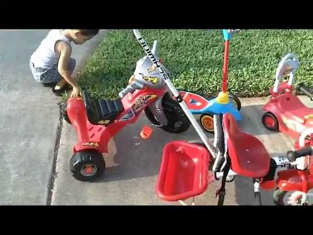 Toddler Tricycle Review – Bike, Big Wheel, or Scooter?