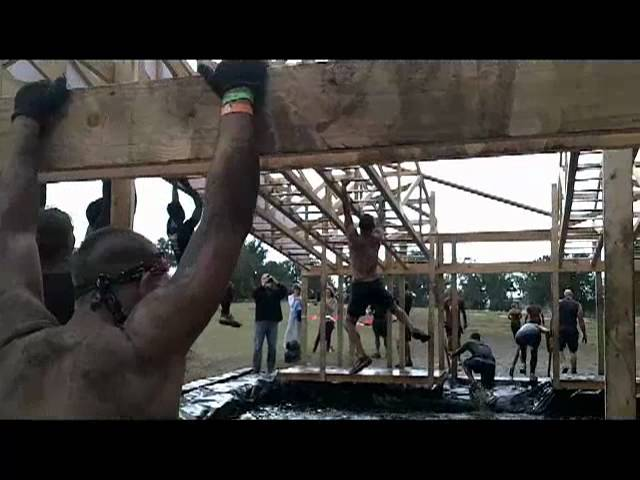 Tough Mudder Funky Monkey Obstacles