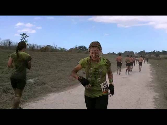Tough Mudder – Pass the time by SINGING?? (Funny)