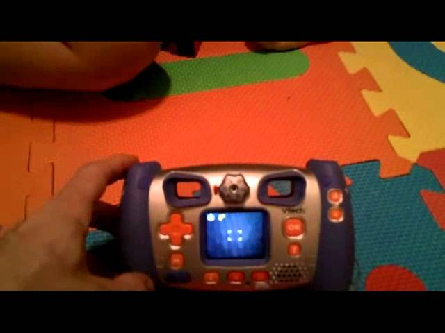 Vtech Kidizoom Plus Camera for Kids (Product Review)