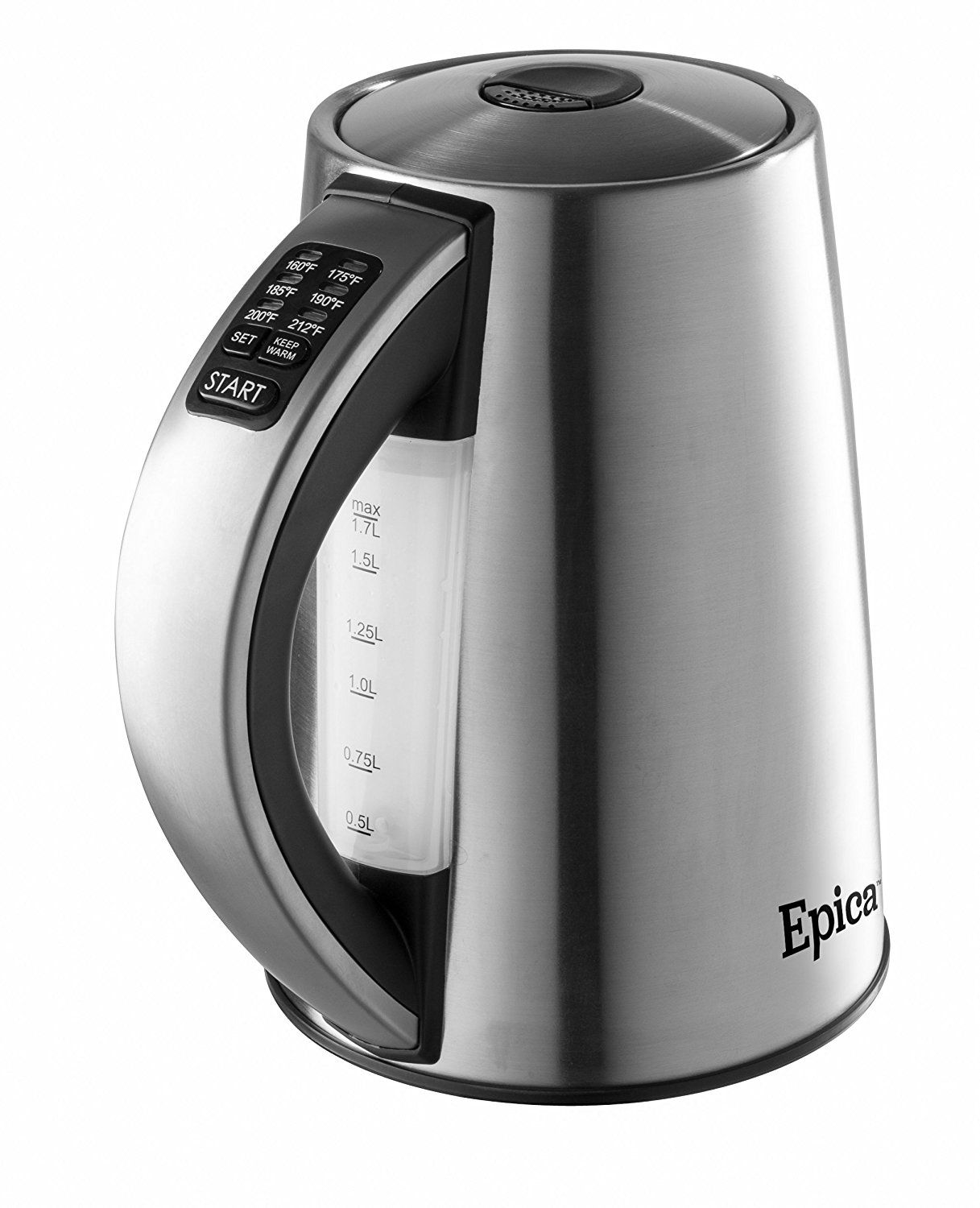 Review Epica Electric Kettle – I use it everyday