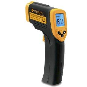 Etekcity Lasergrip 1080 Thermometer Temperature Gun Review