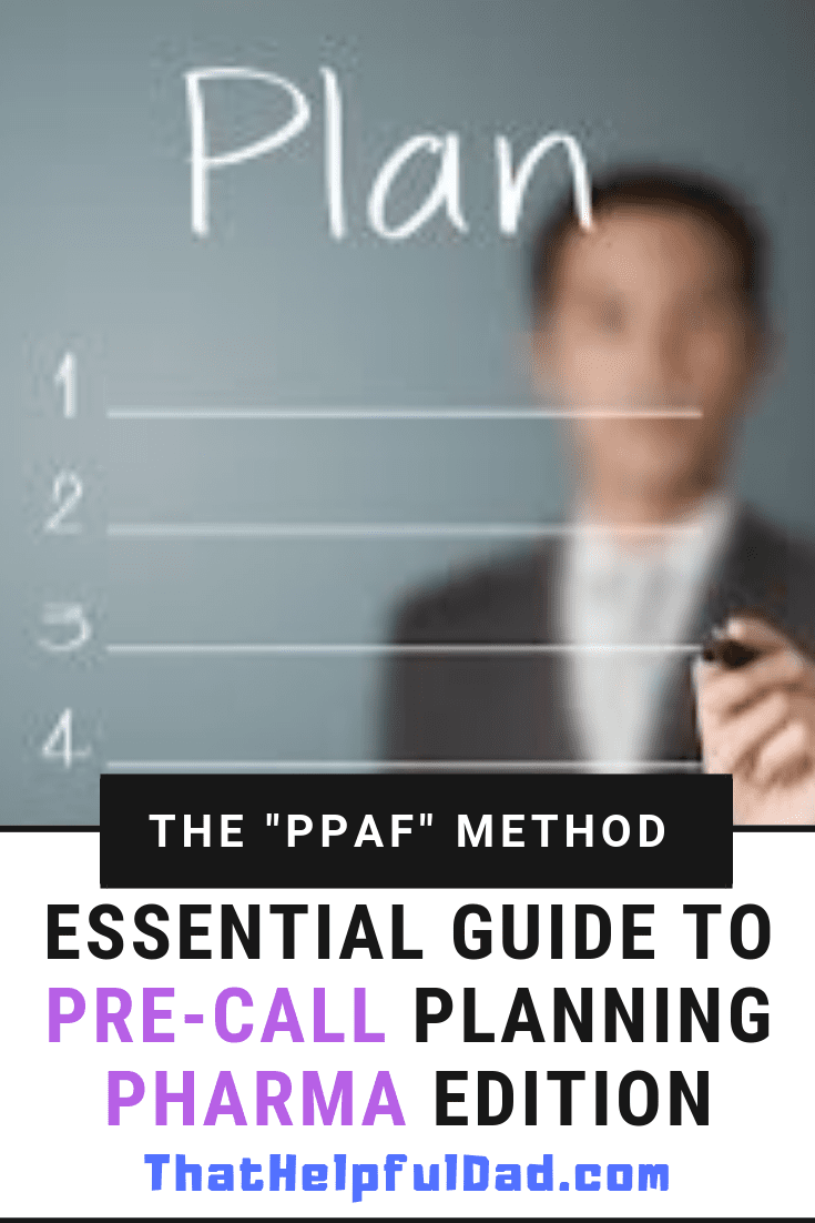 Essential Guide to Pre-Call Planning for Sales – The Pharmaceutical Sales Edition