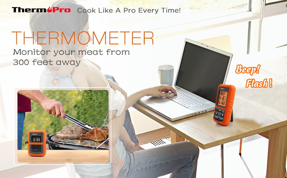 ThermoPro TP20 Remote Thermometer