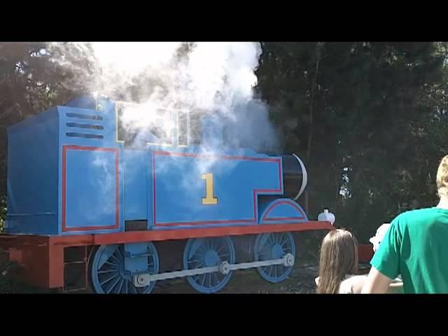 Thomas the Tank Engine LIVE