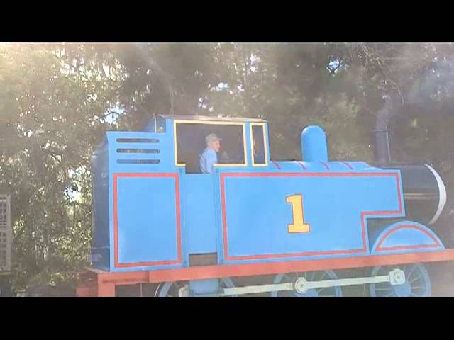Thomas and Friends Live – A Ride with Thomas