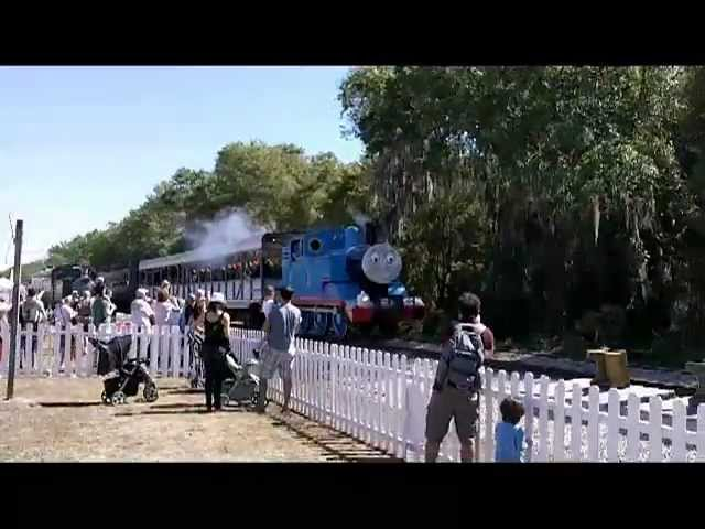 Day Out With Thomas (Review) Thomas The Train LIVE