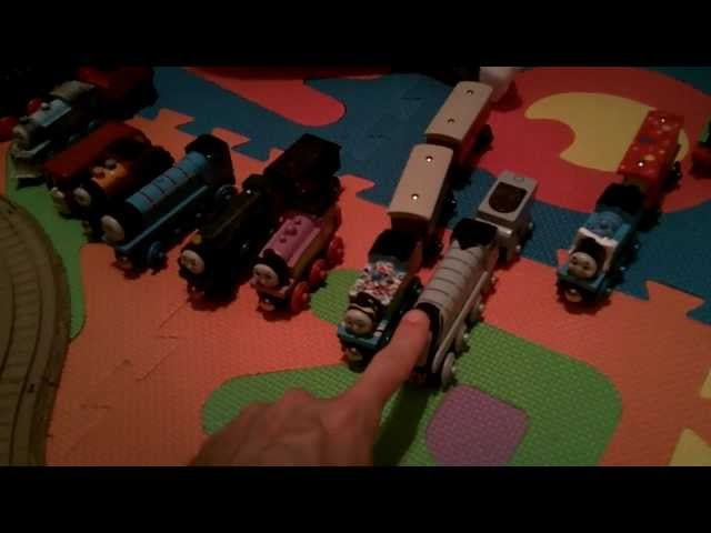 Thomas Train Collection