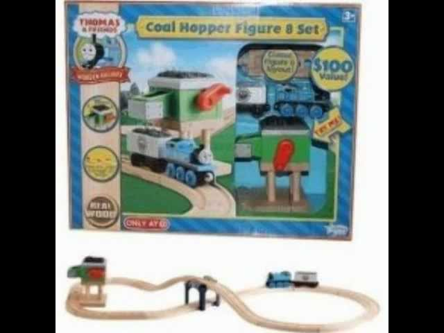 Thomas Trackmaster vs Wooden Railway – Which is Best for YOU?