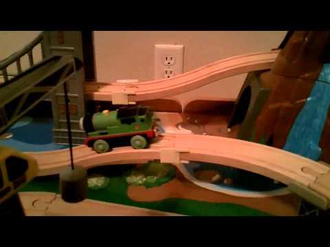 Suretrack Locking System for Wooden Train Tracks