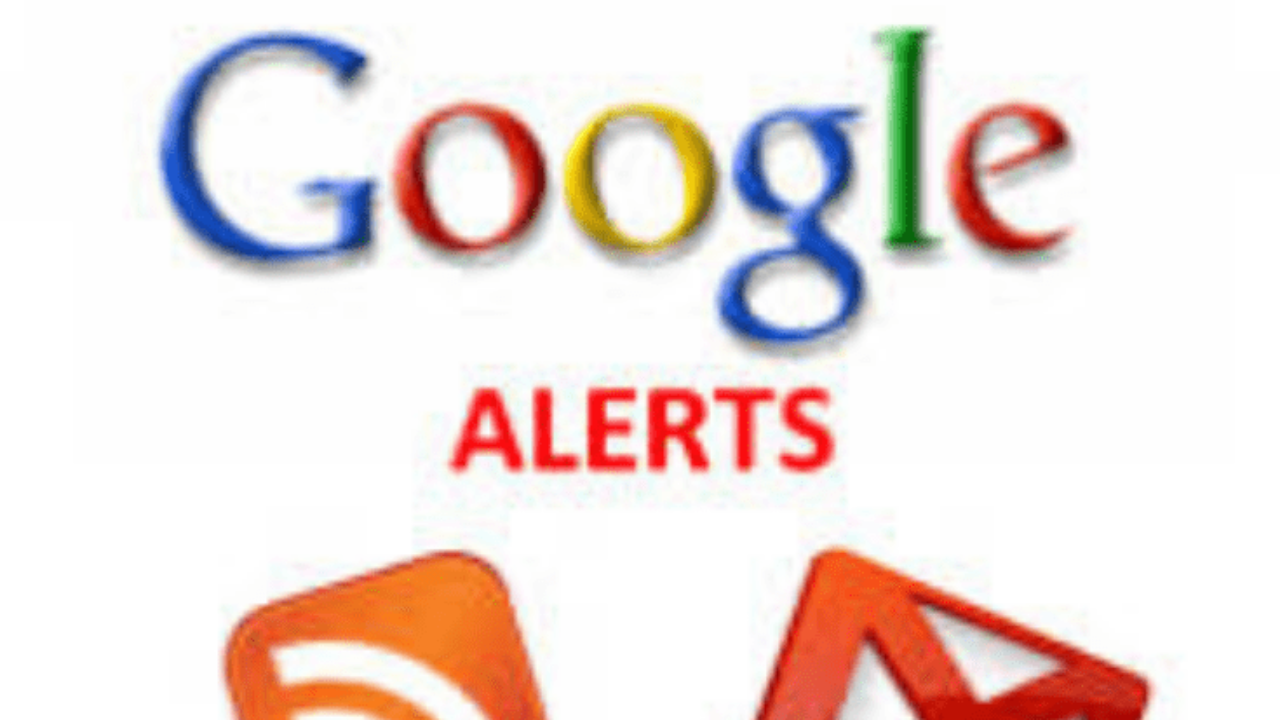 How to Set Up Google Alerts to track stocks, coupons, job openings
