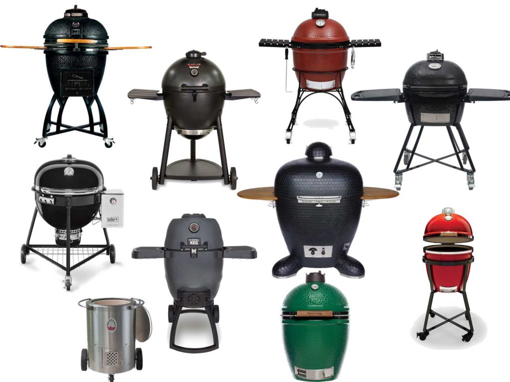 Kamado Grill Choices