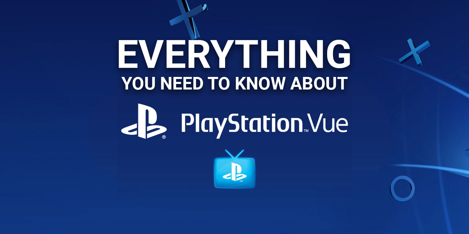 PlayStation Vue Review