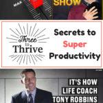 Tony Robbins Three to Thrive