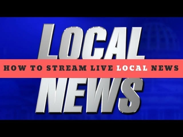 How to Stream Local News Online with DirecTV Now, Hulu, Sling, PS Vue, and more
