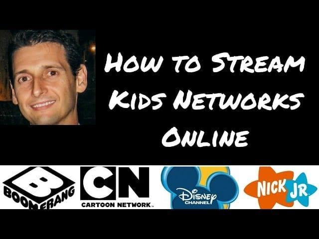 How to Stream Boomerang, Cartoon Network, Disney, & Nick Jr – Cord Cutters Guide
