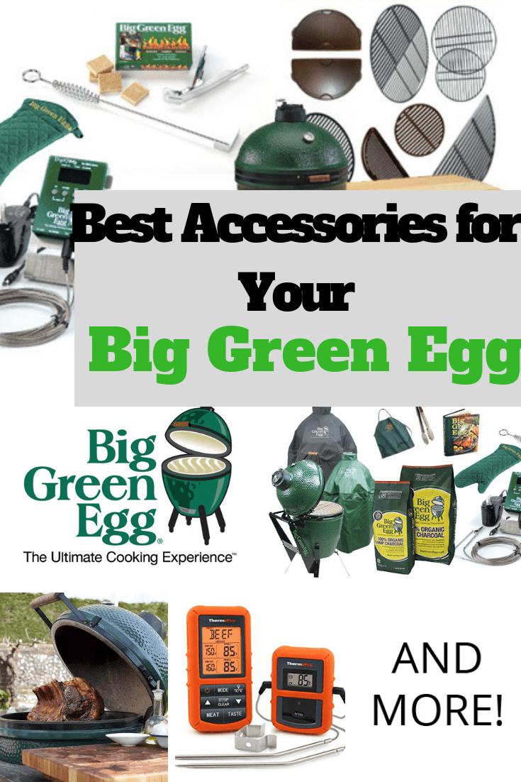 Big Green Egg Accessories – Reviews and Tips for 200+ Best Accessories for your Big Green Egg