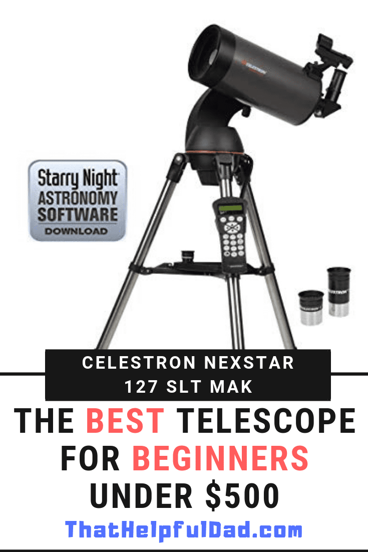 Best Telescope for Beginners with Kids, Families, or Newbies