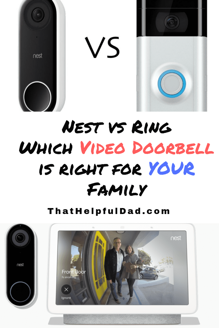 Nest Hello vs Ring - How to Decide which Video Doorbell is