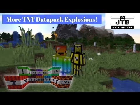 Minecraft Tips: More TNT Recipes | Let's Make my Dad Explode!