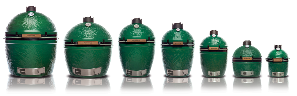 Big Green Egg Sizes