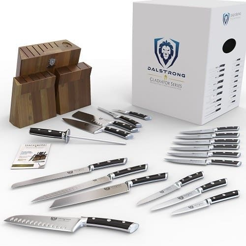 Dalstrong Knives Gladiator Block Set