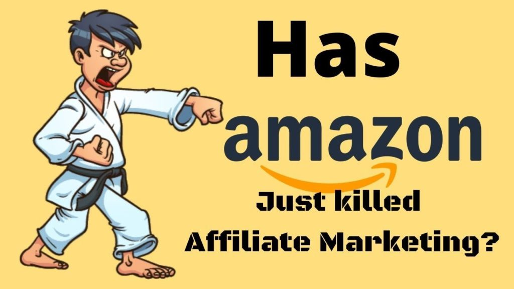 Amazon Affiliate Commissions