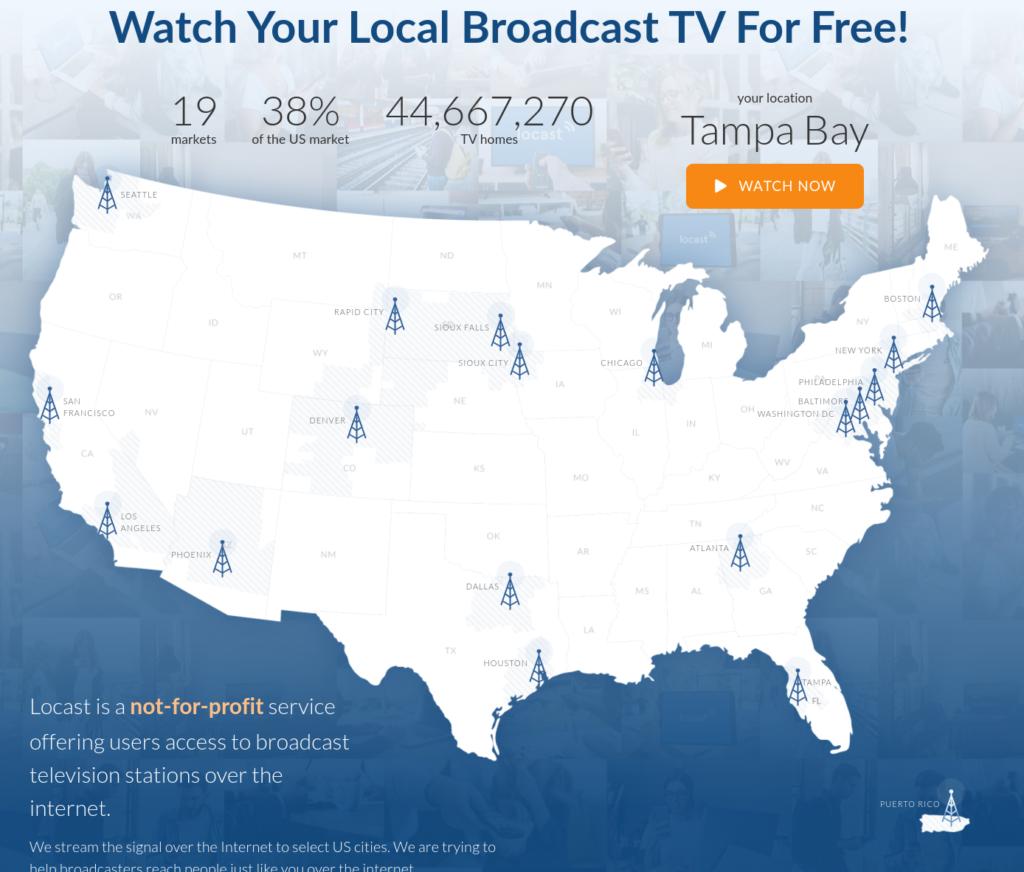 Locast.org TV